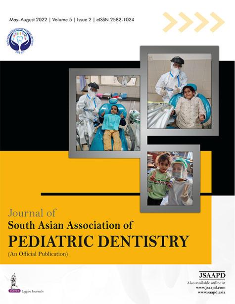 JaypeeDigital   Journal of South Asian Association of
